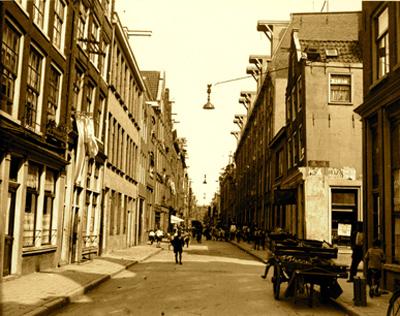 Amsterdam Antica, il Quartiere Jordaan