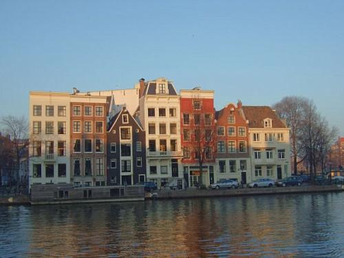 Case Tipiche ad Amsterdam