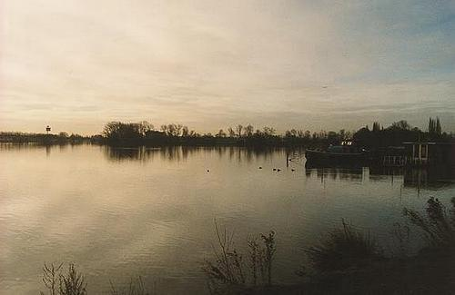 Amsterdam, i Parchi. Flevopark