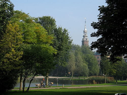 Parco di Amsterdam