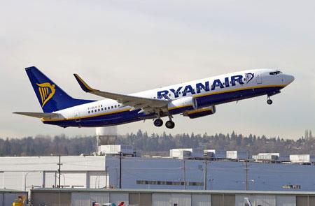 Compagnia di Volo Low Cost Ryanair