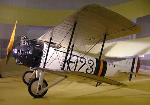 Aviodrome Lelystad, un Biplano