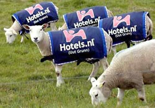 In Olanda la pubblicità si fa sugli animali