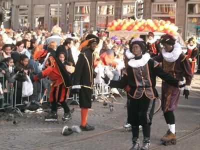 zwarte pieten piazza