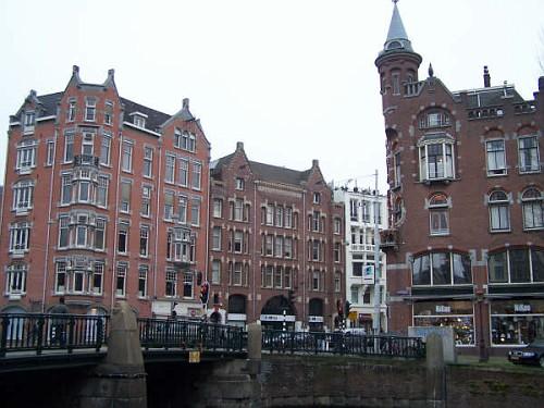 Amsterdam, le Case