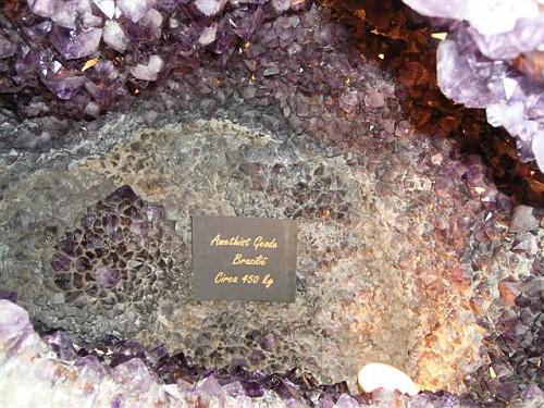 Giethoorn De Oude Aarde Museum - Fossili Cristalli