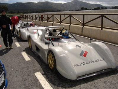 Race Resort Ascari. Le Auto da Corsa