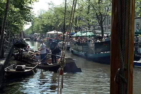 Grachtenfestival, il Festival dei Canali