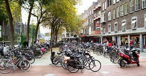 Bici a Eindhoven