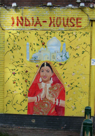Indian House a Eindhoven