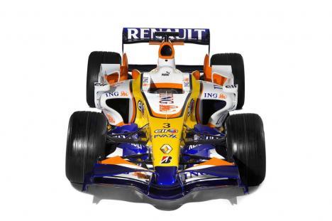 Auto Formula 1 Renault Ing
