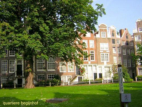 Amsterdam, le Beghine