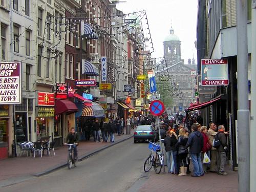 Amsterdam, locali