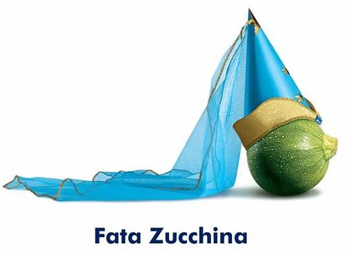 Esselunga - Fata Zucchina