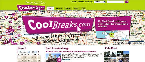 Cool Breaks, il Basso Reno
