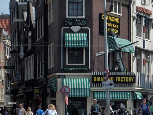 Amsterdam, un particolare Angolo della Città