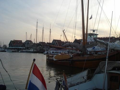 Volendam, il Porto