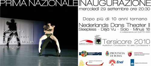 Nederlands Dans Theater II